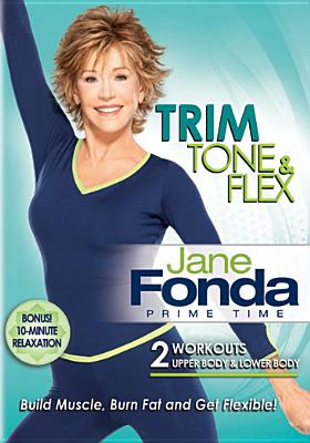 JANE FONDA PRIME TIME:TRIM TONE & FLE BY FONDA,JANE (DVD)