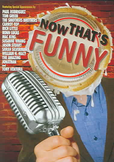 NOW THAT'S FUNNY BY GREEN,TOM (DVD)